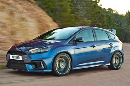 Ford Focus RS 2.3 EcoBoost AWD RS