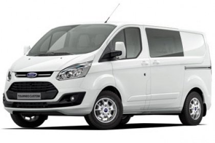 Ford Transit Custom Van 2.0 d AT 125kw Sport