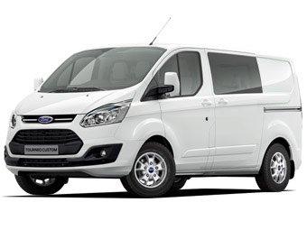 Ford Transit Custom Van - recenze a ceny | Carismo.cz