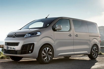 Citroën SpaceTourer Family 2.0 BlueHDi manual Varianta M