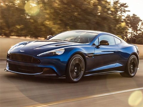 Aston Martin Vanquish Coupe - recenze a ceny | Carismo.cz