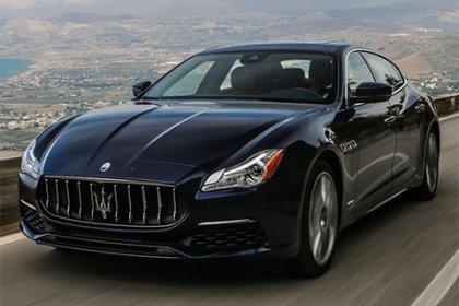 Maserati Quattroporte Diesel Diesel