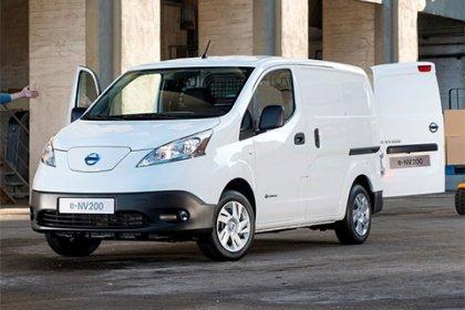 Nissan e-NV200 Elektromotor 80kW Van