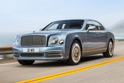 Bentley Mulsanne 6.8 BiTurbo Speed Mulsanne Speed