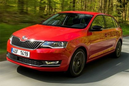 Škoda Rapid Spaceback 1.0 TSI/81 kW Active