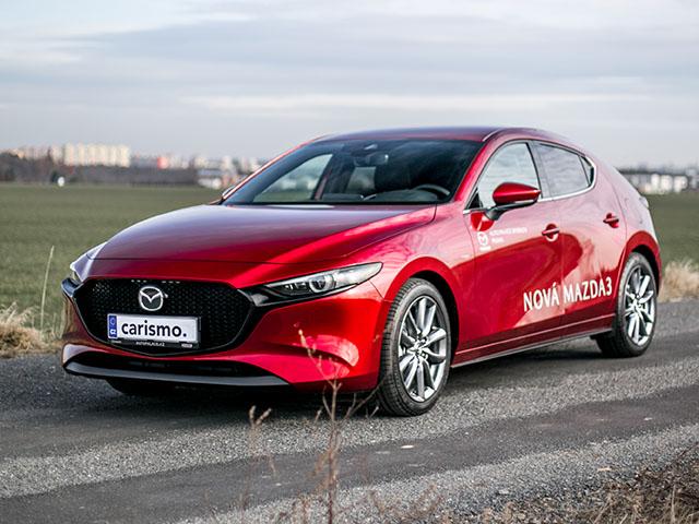Mazda 3 hatchback - recenze a ceny | Carismo.cz
