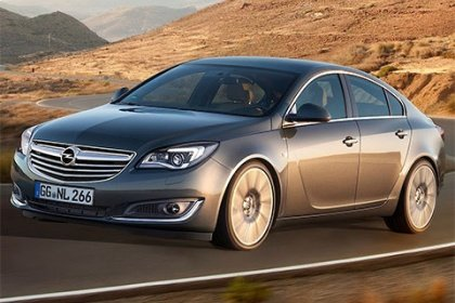 Opel Insignia liftback 1.4 Turbo LPG - Plyn Active