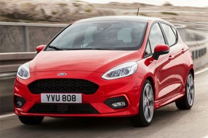 Ford Fiesta 5dv. 1.0 EcoBoost 74 kW AT Trend AT
