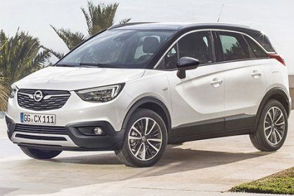 Opel Crossland X 1.6 CDTI 6 stupnů Innovation