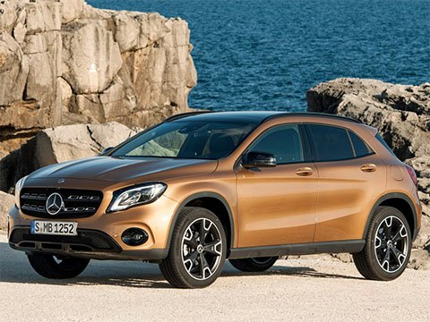 Mercedes-Benz GLA - recenze a ceny | Carismo.cz
