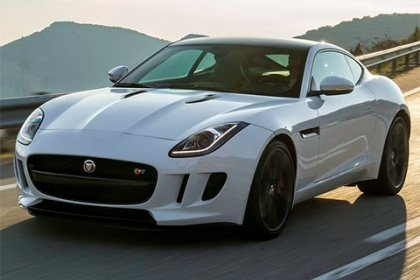 Jaguar F-Type coupe 2,0 l i4 300 k F-TYPE