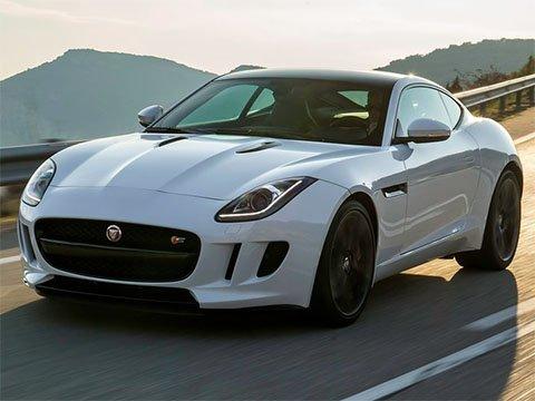 Jaguar F-Type coupe - recenze a ceny | Carismo.cz