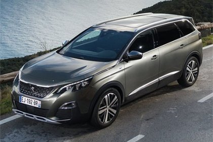 Peugeot 5008 1.6 BlueHDi/88 kW Active