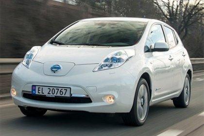 Nissan Leaf EM57 30 kWh Tekna