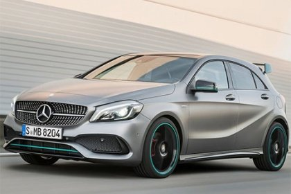 Mercedes-Benz A 220 4MATIC 200 AT