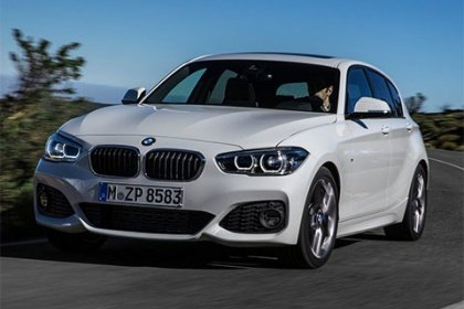 BMW 1 5dv. 125d AT Sport Line