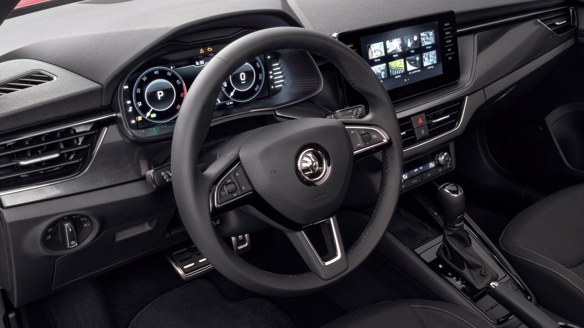 Nová Škoda Kamiq