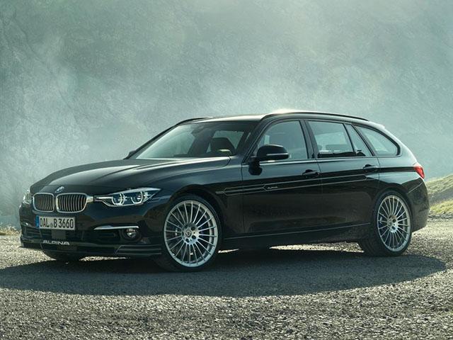 BMW ALPINA B3 S BITURBO Touring - recenze a ceny | Carismo.cz