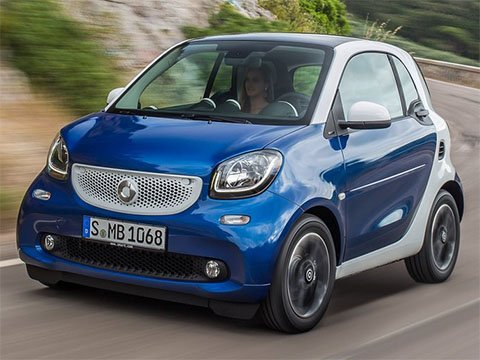 Smart Fortwo - recenze a ceny | Carismo.cz
