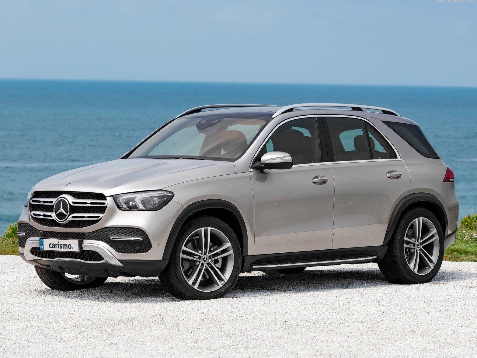 Mercedes-Benz GLE - recenze a ceny | Carismo.cz