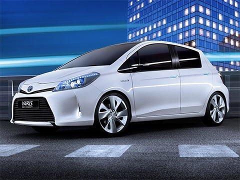 Toyota Yaris HSD - recenze a ceny | Carismo.cz