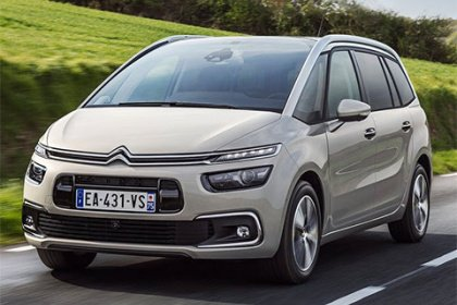 Citroën Grand C4 Spacetourer 1.6 BlueHDi/88 kW Feel
