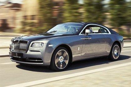 Rolls-Royce Wraith 6.6 V12 Wraith